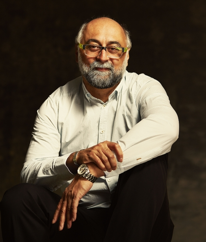 Amir Hussain.